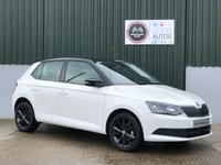 USED 2018 SKODA FABIA 1.0 COLOUR EDITION TSI 5d 94 BHP