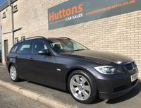 2008 BMW 3 SERIES 2.0 318D EDITION SE TOURING 5d 141 BHP £4595.00