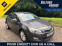 USED 2012 62 VAUXHALL ASTRA 1.7 ACTIVE CDTI 5d 108 BHP