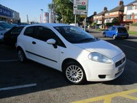 USED 2008 58 FIAT GRANDE PUNTO 1.4 ACTIVE 8V 3d 77 BHP Low Mileage & Great Value