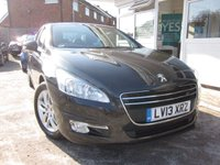 USED 2013 13 PEUGEOT 508 1.6 E-HDI ACTIVE 4d AUTO 115 BHP