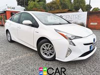 USED 2016 16 TOYOTA PRIUS 1.8 VVT-I ACTIVE 5d AUTO 97 BHP 1 OWNER + FULL TOYOTA HISTORY
