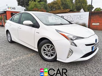View our 2016 16 TOYOTA PRIUS 1.8 VVT-I ACTIVE 5d AUTO 97 BHP