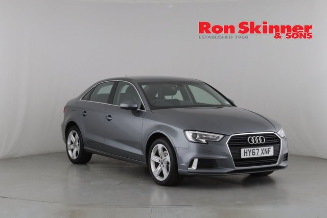 View our 2017 67 AUDI A3 1.6 TDI SPORT 4d 114 BHP