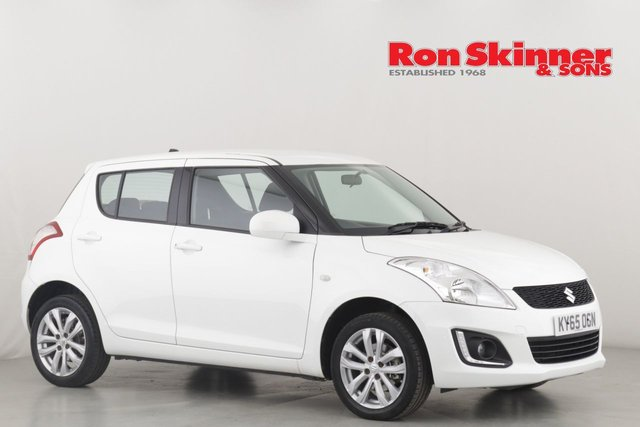 View our 2015 65 SUZUKI SWIFT 1.2 SZ3 5d 94 BHP