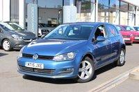 2015 VOLKSWAGEN GOLF 2.0 TDI 150 BHP BlueMotion Tech Match (s/s) 5dr £8918.00