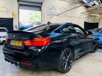 USED 2016 66 BMW 4 SERIES 2.0 420d M Sport xDrive 2dr PERFORMANCE KIT 19S 4WD HK