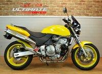 2001 HONDA CB 600