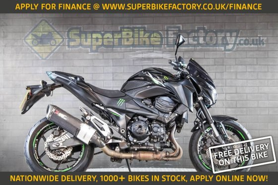For Sale Kawasaki Z800 2013 2018 The Bike Market