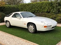 USED 1989 G PORSCHE 928 5.0 S4 2d AUTO 320 BHP A STUNNING FACTORY ORIGINAL EXAMPLE WITH THE MOST AMAZING COMPREHENSIVE SERVICE HISTORY FILE INCLUDING TIMING BELT AND WATER PUMP AT 139K AND GEARBOX REBUILD BY ONE OF ONLY TWO SPECIALISTS IN THE UK. EVERYTHING IS FACTORY ORIGINAL DOWN TO THE BLAUPUNKT TORONTO RADIO CASSETTE. PERFECT LINEN HIDE WITH RED PIPING AND BORDEAUX CARPETS IT COMES COMPLETE WITH ORIGINAL MANUALS SPARE KEYS AND HERITAGE DOCS AND COPIES OF ALL OF THE PREVIOUS V5's FROM NEW A CAR TO BE DRIVEN AND ENJOYED SUREFIRE INVESTMENT