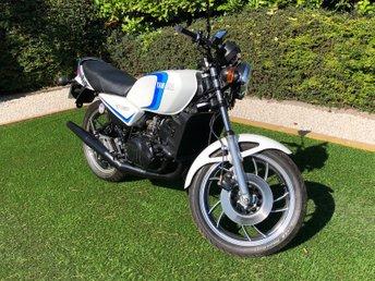 1980 YAMAHA RD 347cc RD350 LC £9995.00