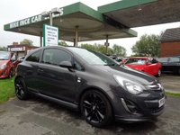 2014 VAUXHALL CORSA 1.2 LIMITED EDITION 3d 83 BHP SERVICE HISTORY