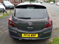 USED 2014 14 VAUXHALL CORSA 1.2 LIMITED EDITION 3d 83 BHP SERVICE HISTORY