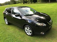 USED 2015 64 NISSAN QASHQAI 1.5 DCI N-TEC 5d 108 BHP **EXCELLENT FINANCE PACKAGES**FULL SERVICE HISTORY**SAT NAV**