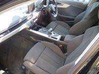 USED 2016 16 AUDI A4 2.0 TDI ULTRA SPORT Avant Auto Sat nav Bluetooth & audio Cruise Diesel Automatic with SatNav