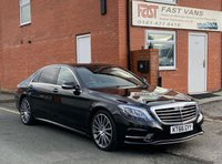 USED 2016 66 MERCEDES-BENZ S CLASS 3.0 S350L AMG LINE EXECUTIVE PREMIUM 4d AUTO 255 BHP
