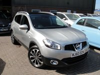 USED 2010 60 NISSAN QASHQAI+2 1.5 N-TEC PLUS 2 DCI 5d 110 BHP ANY PART EXCHANGE WELCOME, COUNTRY WIDE DELIVERY ARRANGED, HUGE SPEC