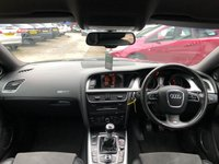 USED 2010 60 AUDI A5 2.0 SPORTBACK TDI S LINE 5d 168 BHP FULL SERVICE HISTORY, 12 MONTHS MOT