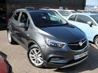 USED 2017 66 VAUXHALL MOKKA X 1.4 ACTIVE 5d AUTO 138 BHP ANY PART EXCHANGE WELCOME, COUNTRY WIDE DELIVERY ARRANGED, HUGE SPEC