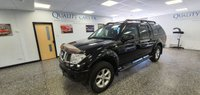 USED 2006 06 NISSAN NAVARA 2.5 OUTLAW DCI 4X4 SHR SWB D/C 1d 174 BHP  REPLACEMENT GALVANISED CHASSIS