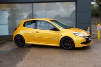 USED 2010 10 RENAULT CLIO 2.0 RENAULTSPORT 3d 200 BHP RECAROS, CUP CHASSIS, SPEEDLINES, FULL SERVICE HISTORY