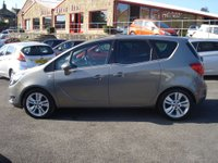 USED 2016 16 VAUXHALL MERIVA 1.4 SE 5d 118 BHP VERY LOW MILEAGE GOOD SIZED FAMILY CAR