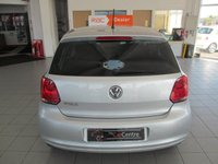 USED 2013 13 VOLKSWAGEN POLO 1.2 MATCH EDITION 5d 59 BHP