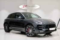 USED 2017 67 PORSCHE MACAN 3.6 TURBO PERFORMANCE PDK 5d AUTO 440 BHP 1 OWNER £81K LIST RARE CAR