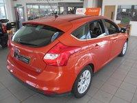 USED 2011 60 FORD FOCUS 1.6 TITANIUM 5d 124 BHP