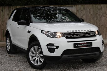 2015 LAND ROVER DISCOVERY SPORT 2.2 SD4 SE TECH 5d AUTO 190 BHP*7 SEATER*PAN ROOF* £21995.00