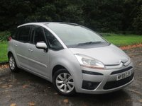 USED 2009 59 CITROEN C4 PICASSO 1.6 VTR PLUS HDI 5d 107 BHP VALUE FOR MONEY FAMILY SUV
