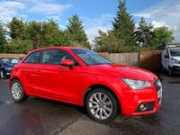 2013 AUDI A1 1.4 TFSI SPORT 3d 122 BHP WITH AUDI MULTIMEDIA-BLUETOOTH £7000.00