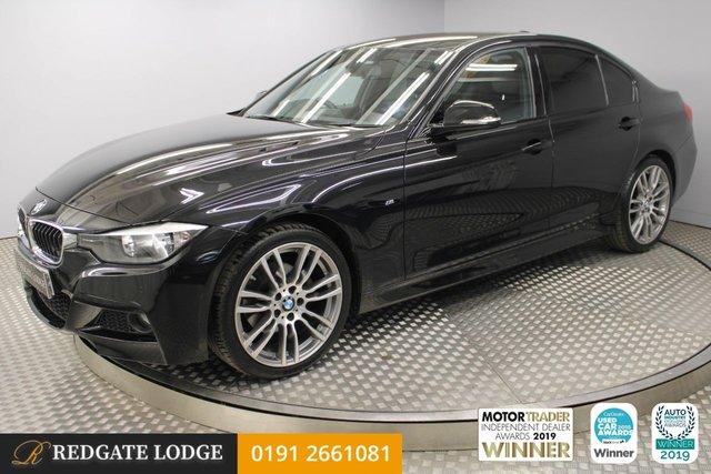 USED 2014 14 BMW 3 SERIES 2.0 320D M SPORT 4d AUTO 181 BHP