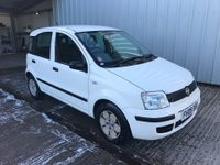 USED 2009 09 FIAT PANDA 1.1 ACTIVE ECO 5d 54 BHP ARRIVING SOON!