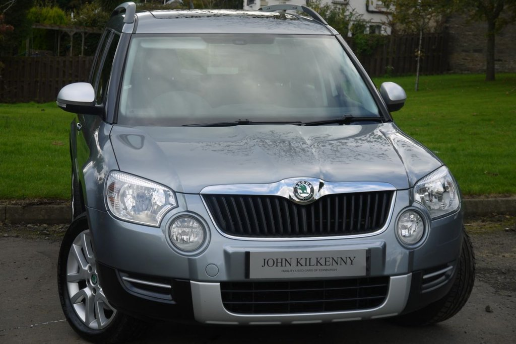 USED 2012 62 SKODA YETI 2.0 SE PLUS 4x4 TDI 5d 168 BHP ***OUTSTANDING VALUE FAMILY 4X4*** £0 DEPOSIT FINANCE