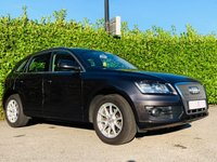 2012 AUDI Q5 2.0 TDI QUATTRO SE 5d 141 BHP £10490.00