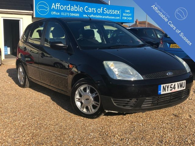 2005 54 FORD FIESTA 1.4 LX AUTOMATIC 5 DOOR