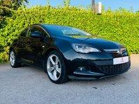 2012 VAUXHALL ASTRA 2.0 GTC SRI CDTI S/S 3d 162 BHP £4290.00
