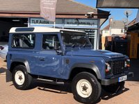 USED 2008 08 LAND ROVER DEFENDER 2.4 90 Hard Top Free MOT for Life