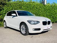 2012 BMW 1 SERIES 2.0 120D SE 5d 181 BHP £7190.00