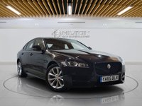 "USED 2015 65 JAGUAR XF 2.0 R-SPORT 4d AUTO 177 BHP **FREE FROM ULEZ CHARGE** Sat Nav | Leather | 18"" Alloys"