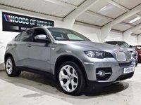 USED 2011 61 BMW X6 3.0 XDRIVE40D 4d AUTO 302 BHP