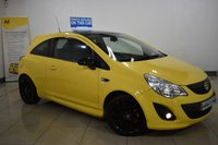 2012 VAUXHALL CORSA 1.2 LIMITED EDITION 3d 83 BHP £3395.00