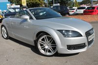 USED 2009 59 AUDI TT 2.0 TDI QUATTRO 2d 170 BHP 9 SERVICE STAMPS - UPGRADED ALLOY WHEELS - STUNNING EXAMPLE