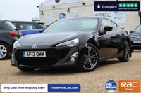 USED 2013 13 TOYOTA GT86 2.0 D-4S 2d 197 BHP