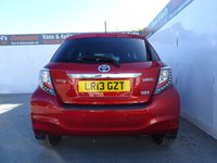 USED 2013 13 TOYOTA YARIS 1.5 T4 HYBRID 5d AUTO 75 BHP Low Mileage, Rare Automatic, excellent condition