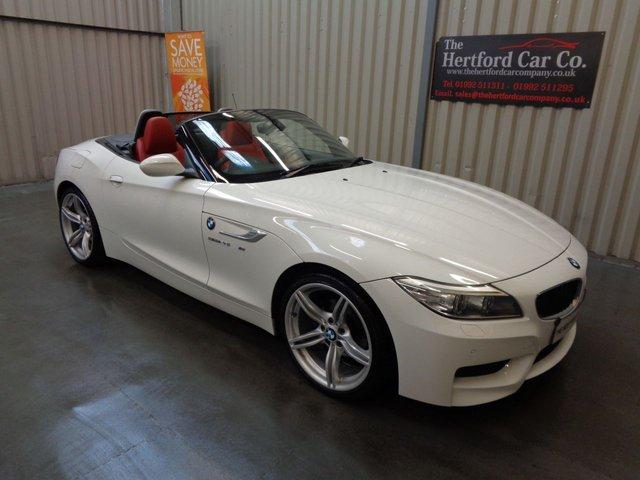 2014 14 BMW Z4 2.0 Z4 SDRIVE20I M SPORT ROADSTER 2d AUTO 181 BHP