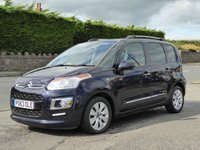 USED 2013 63 CITROEN C3 PICASSO 1.6 PICASSO EXCLUSIVE 5d 120 BHP Finance Options Available - Good Credit / Bad Credit