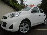 USED 2013 63 NISSAN MICRA 1.2 VISIA 5d AUTOMATIC 79 BHP GUARANTEED TO BEAT ANY 'WE BUY ANY CAR' VALUATION ON YOUR PART EXCHANGE