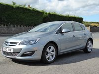 USED 2013 13 VAUXHALL ASTRA 1.6 SRI 5d 113 BHP Finance Options Available - Good Credit / Bad Credit